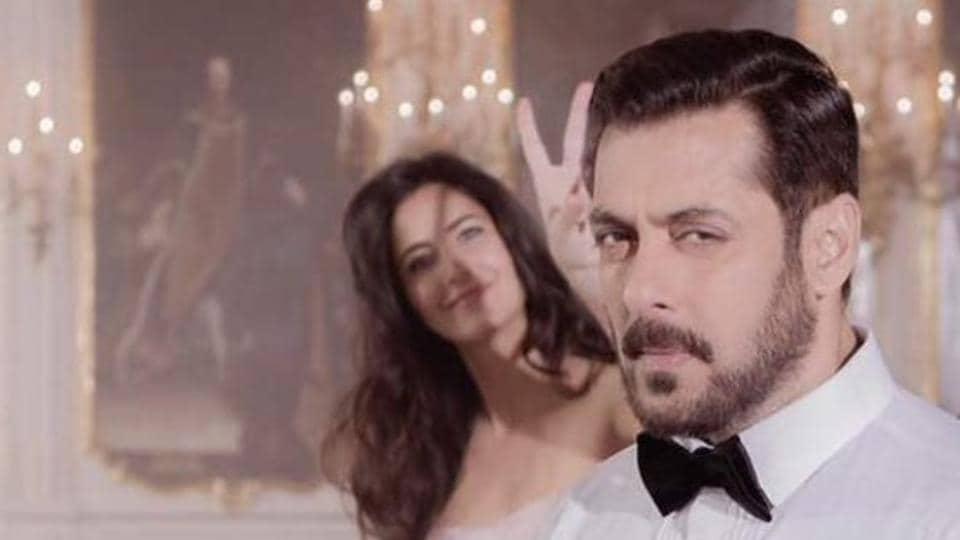 Salman Khan,Katrina Kaif,Tiger Zinda Hai