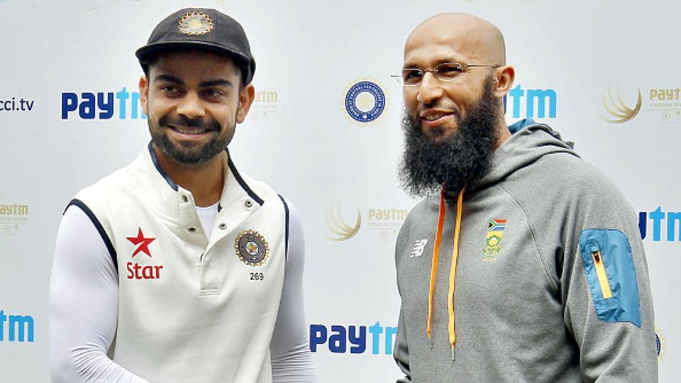 Hashim Amla,Virat Kohli,Indian Cricket Team