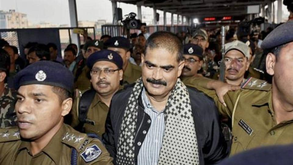Shahabuddin is now lodged in the Tihar Jail in New Delhi.