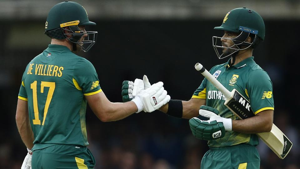 South Africa registered a seven-wicket win in the Lord's ODIbut England clinched the series 2-1. Get full scorecard of England vs South Africa here.
