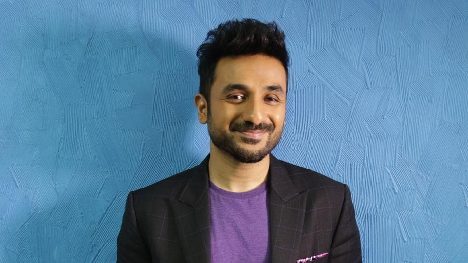 Actor-comedian Vir Das plans to ring in the day with his wife and dog.
