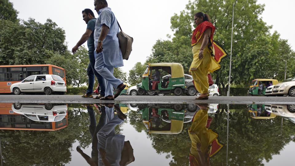 Delhi rain,Delhi weather,Delhi temperature