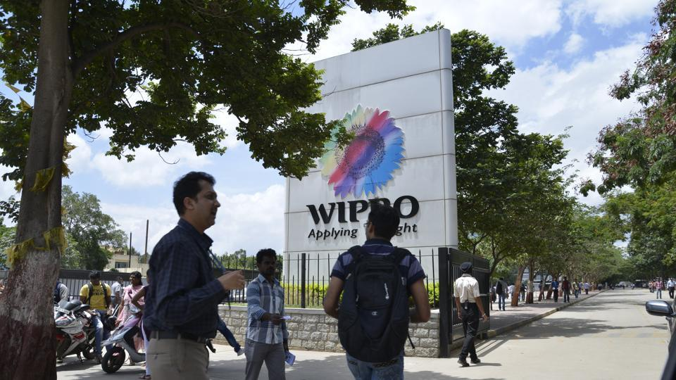 """The Wipro Campus in Bengaluru. In early May, Mint reported that Wipro Ventures' investment in nine start-ups had helped the company in """"60 engagements"""" with clients. There will be more instances of acqui-hiring, referring to the practice of a company acquiring another for its team (and skills)."""