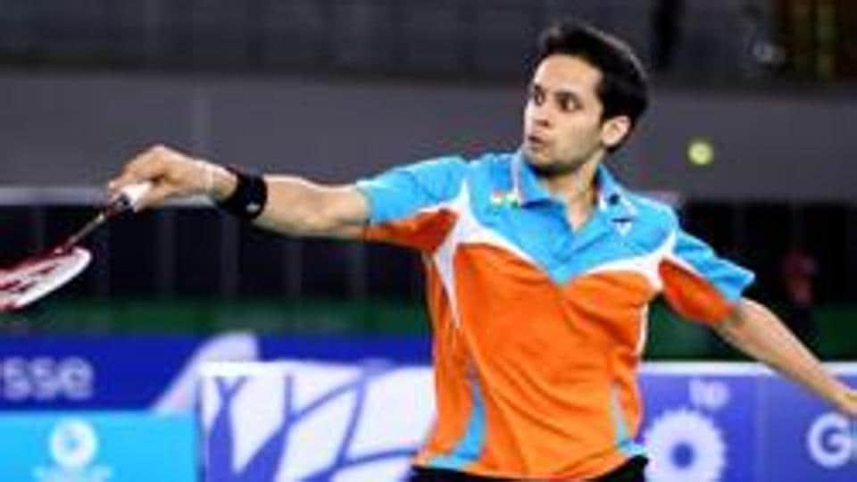 Parupalli Kashyap,Thailand Grand Prix Gold,Jwala Gutta