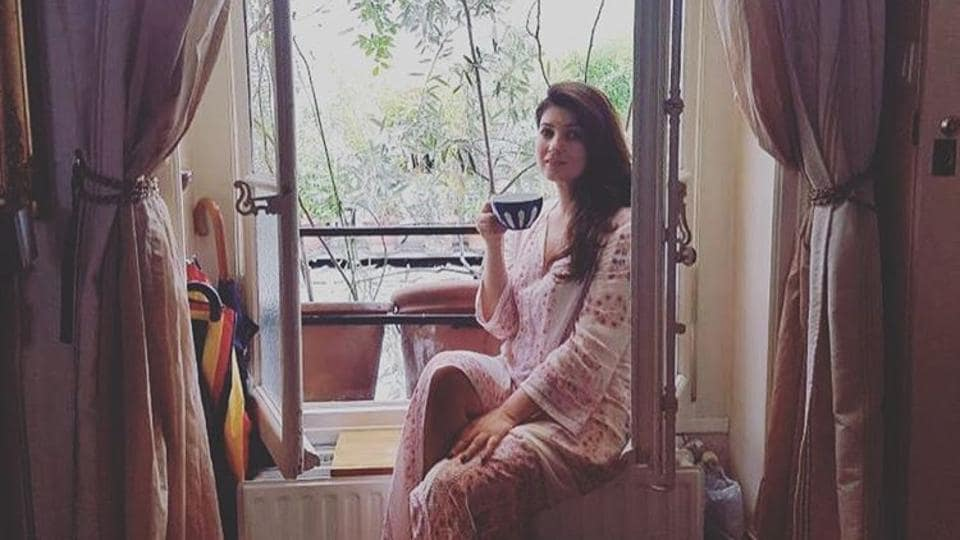 Twinkle Khanna is picture perfect!