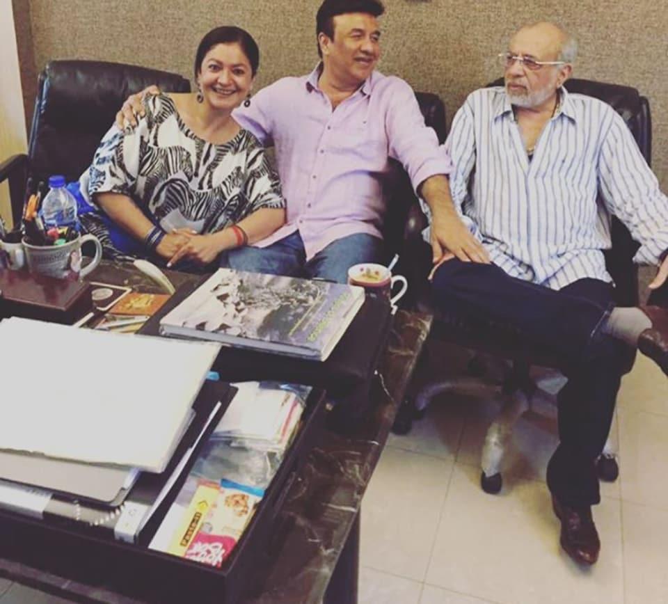 Pooja Bhatt,JP Dutta,Suniel Shetty