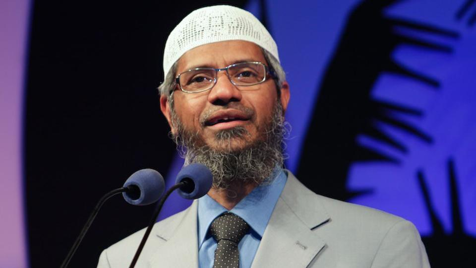 Naik is being probed for terror and money laundering charges. He had fled India immediately after an investigation against him was initiated.