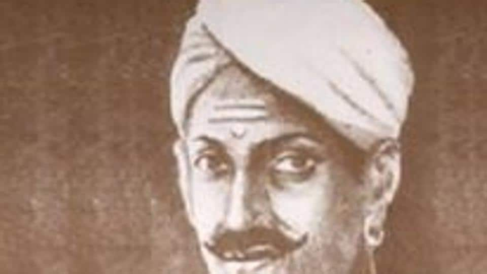The death of Mangal Pandey, a sepoy in the 34th Bengal Native Infantry regiment of the British East India Company, on April 8, 1857 triggered India's first war of Independence.