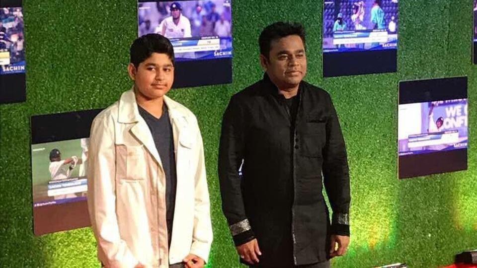 AR Rahman,Hindi,Son