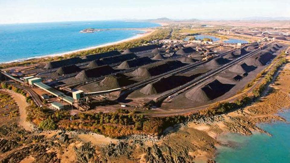 Carmichael coal mine project in Australia .