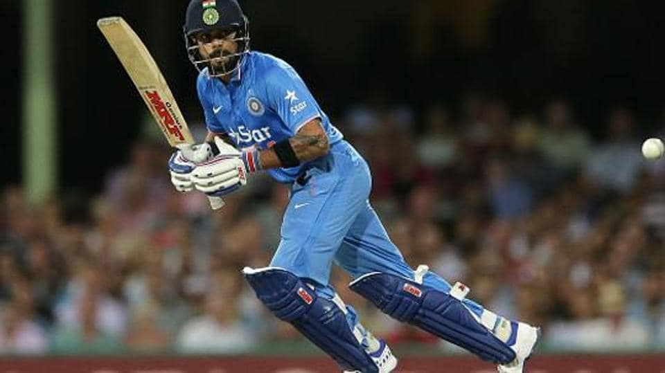 Virat Kohli is the lone cricketer from India to feature in the top 10 of the International Cricket Council's (ICC) players rankings.