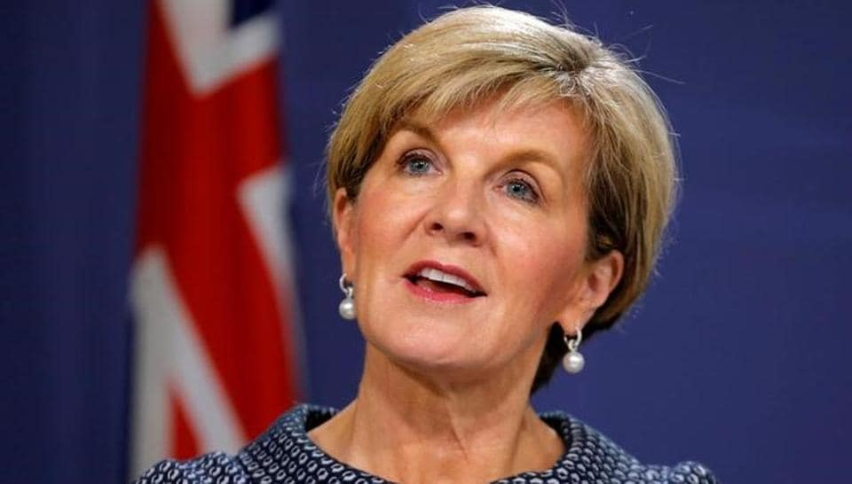 Australia,paedophiles,Julie Bishop