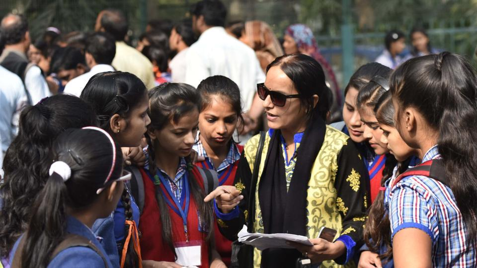 The Jharkhand board's class 10 results declared on Tuesday witnessed an all-time-low pass percentage since 2005, with only 57% of over 4 lakh examinees making the grade.