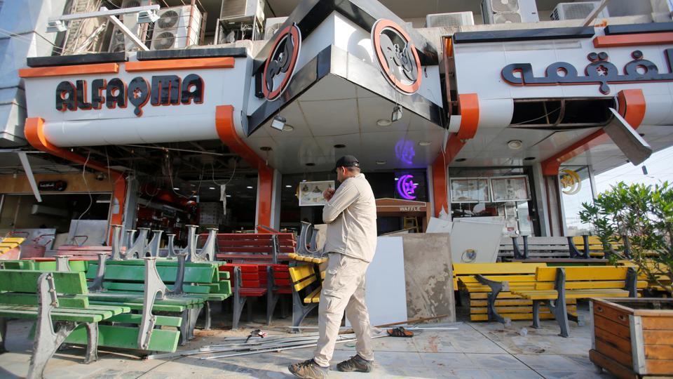Baghdad blast,Suicide bombing,Iraq blast