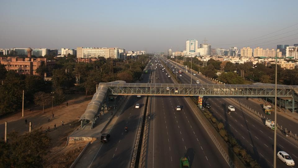 Work on the expressway will begin only after 80% land for the project is acquired.