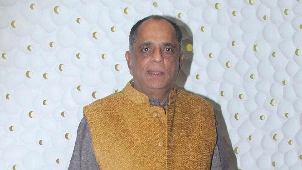 Pahlaj Nihalani is apparently unhappy with the voice over given for Lord Hanuman's character.