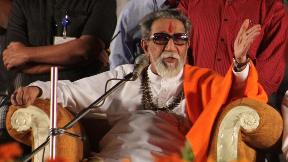 Thackeray is the founder of Shiv Sena and the party wants to build his memorial at the Mayor's bungalow at Dadar.
