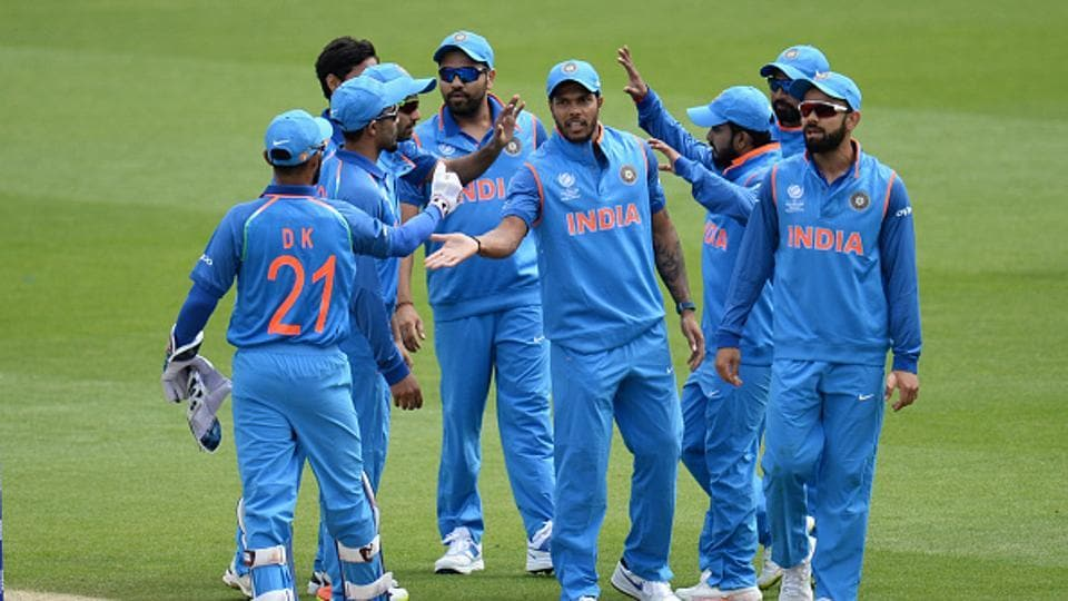 Virat Kohli-led India defeated Bangladesh by 240 runs in their second and the final warm-up game of the ICC Champions Trophy 2017 at The Oval.