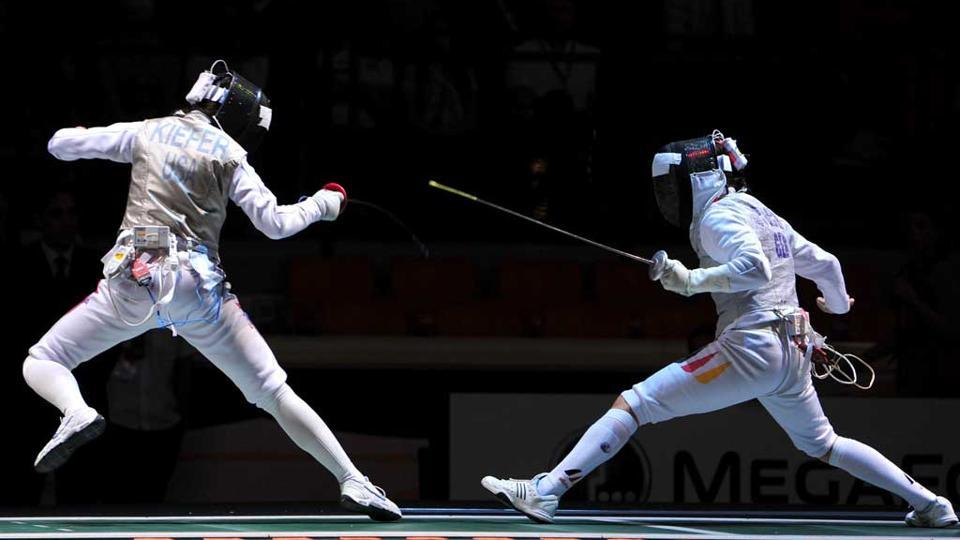 Bhavani Devi's maiden gold at Women's World Cup Satellite Tournament is India's first at an international fencing event.