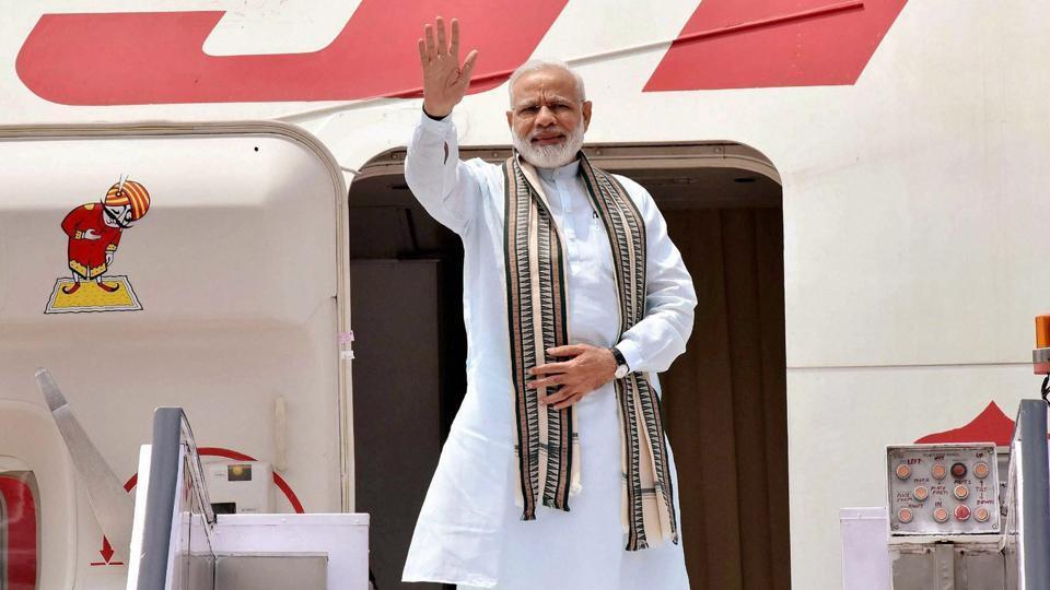 Prime Minister,Narendra Modi,four nation tour