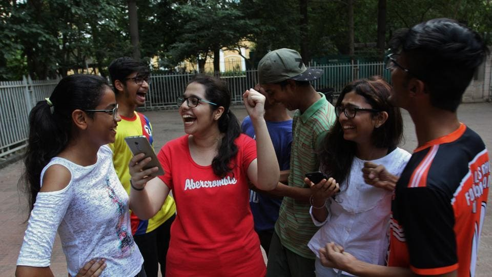 The ICSE (Class 10) and ISC (Class 12) results were declared on Monday.