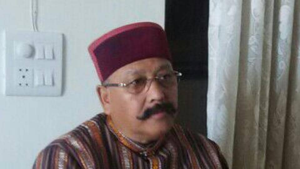 Uttarakhand tourism minister Satpal Maharaj.