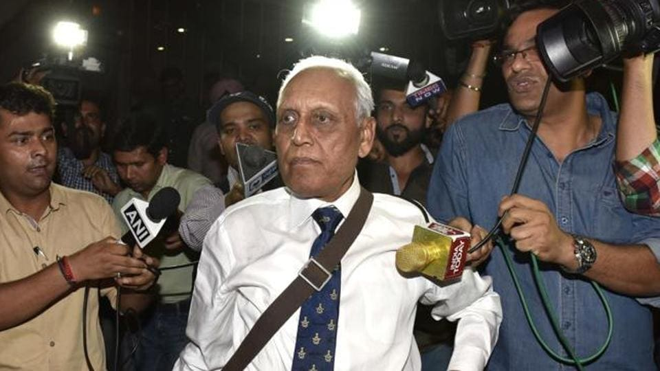 VVIP chopper scam,SP Tyagi,CBI
