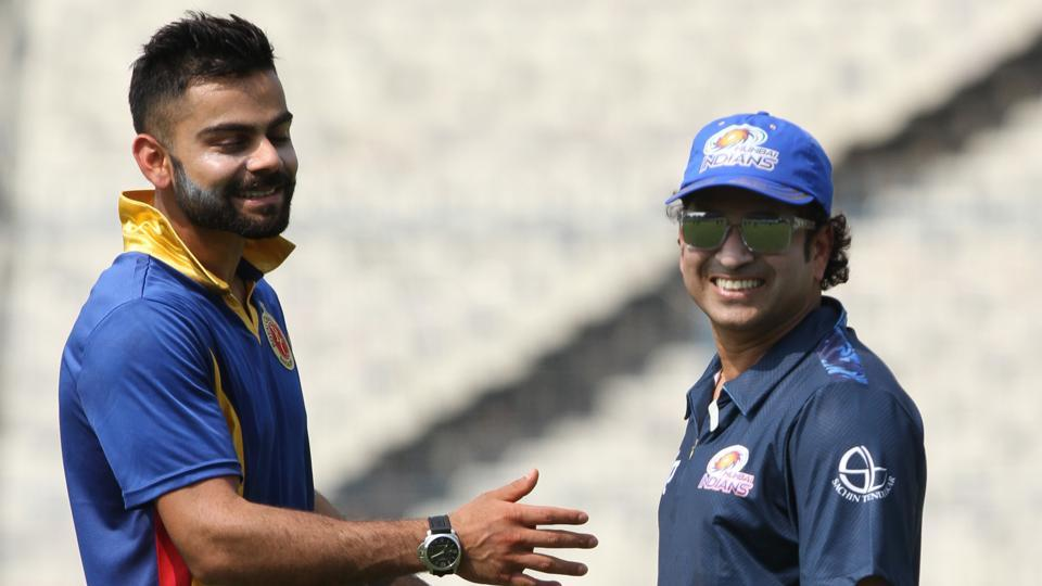 Virat Kohli has often been compared to Sachin Tendulkar but the latter is irreplaceable, according to former Pakistan cricket great Waqar Younis.