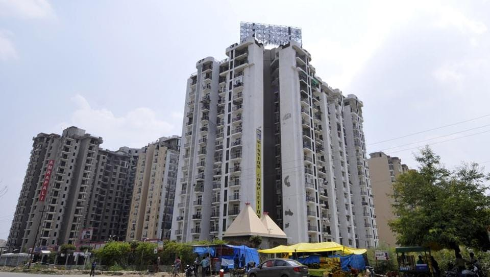 The waiver will help revive Amrapali's stuck projects in Greater Noida.
