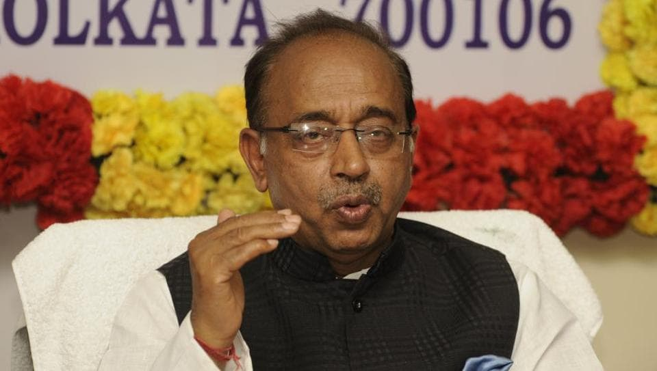 Sports minister Vijay Goel has expressed his displeasure over the meeting between BCCI and PCB representatives.