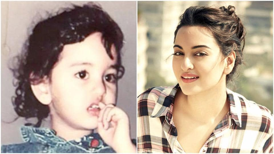 Actor Sonakshi Sinha has two siblings - twin brothers Luv and Kush.