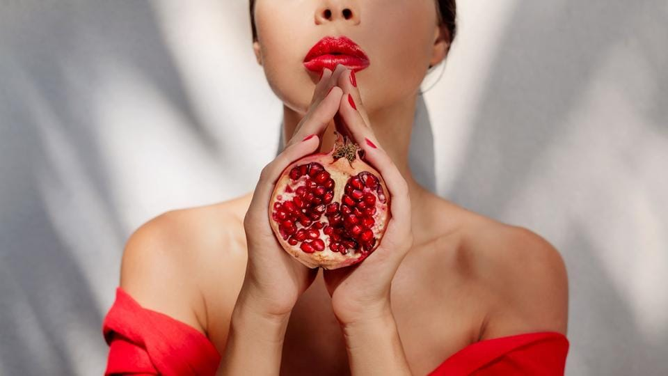 Fruits are great for your skin.