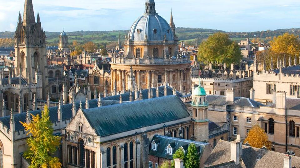 File photo of University of Oxford, where a change in the history curriculum has made it mandatory for students to study Indian and other non-European history.