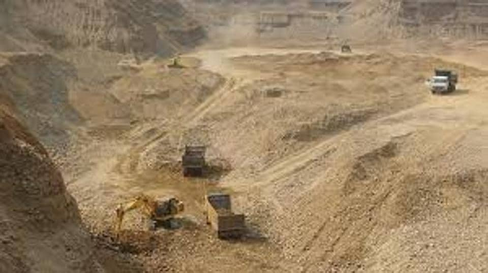 Sand mine auction,Punjab sand mine,Rana Gurjit Singh