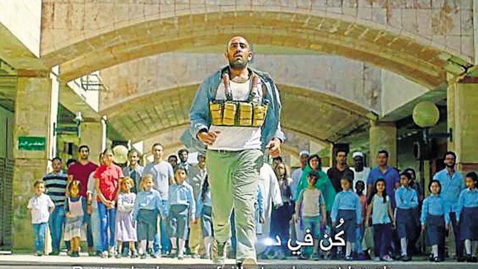 Suicide bombers,Islamic State,Anti terror ad
