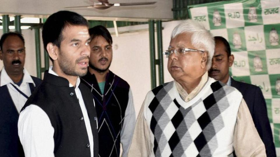 The show cause gave 15 days time to Yadav, the elder son of RJD chief Lalu Prasad, from the date of receipt for submitting his reply.