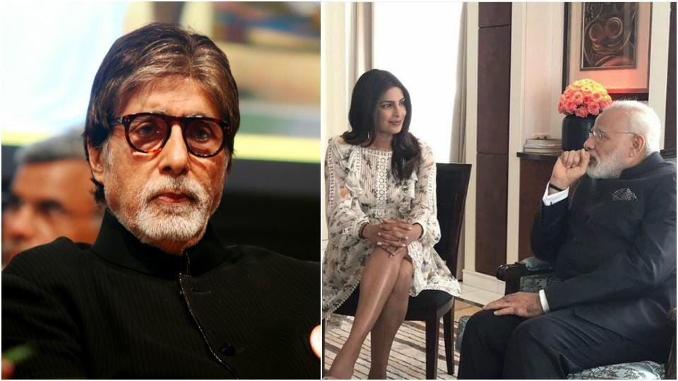 Amitabh Bachchan steered clear from the issue.