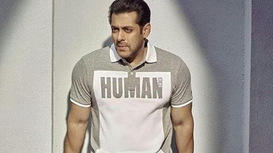 Actor Salman Khan is in Mumbai for the promotion of his film Tubelight and will start shooting for Judwaa 2 soon.