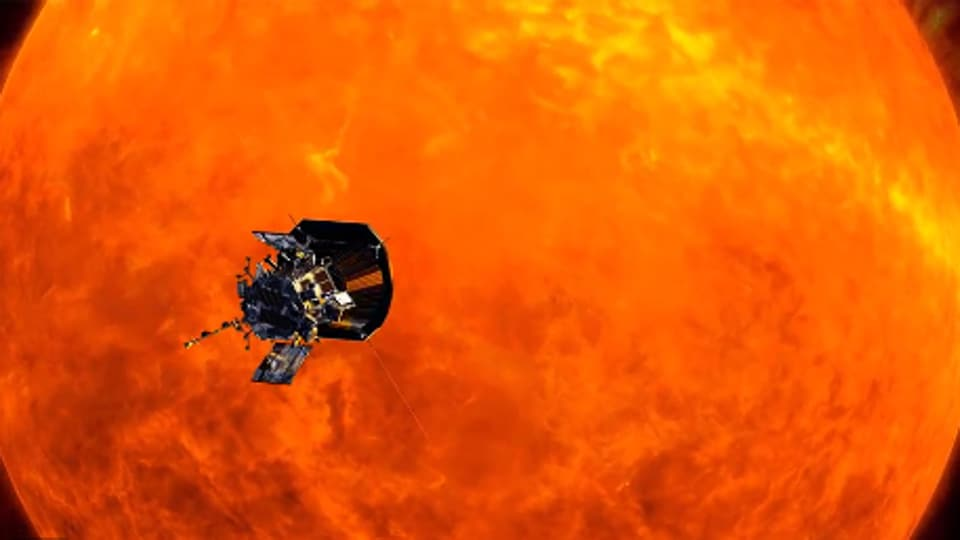 Scheduled to launch in summer 2018, the Solar Probe Plus will fly within 4 million miles of the sun's surface — right into the solar atmosphere.
