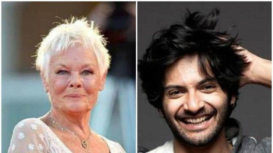 Judi Dench and Ali Fazal wil soon be seen in Victoria And Abdul.