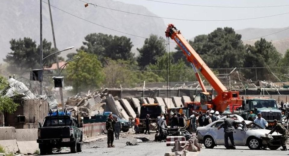 Kabul attack highlights security challenges in Afghanistan as US mulls more troops