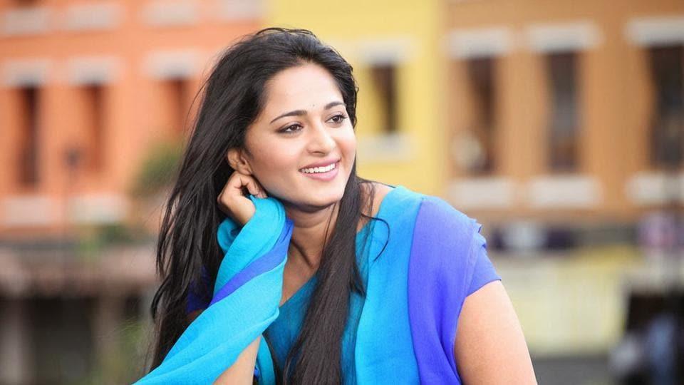 Anushka Shetty in a still from her hit Telugu film Mirchi.