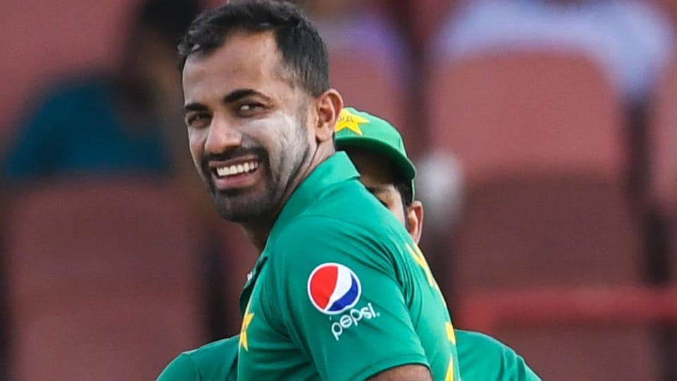 Wahab Riaz is doubtful for Pakistan's ICC Champions Trophy opener against India which will be played at Edgbaston.
