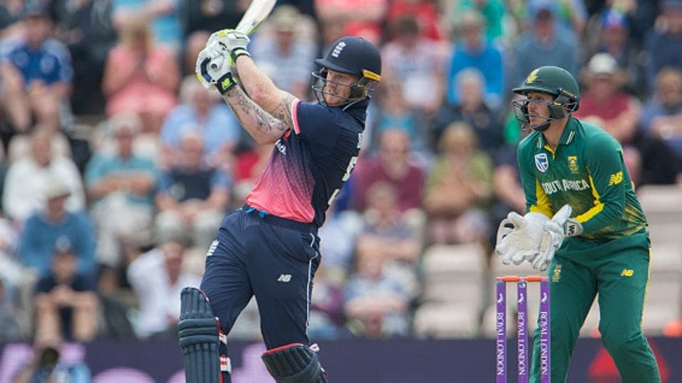 Ben Stokes, returning from his impressive Indian Premier League (IPL) debut season for Rising Pune Supergiant (RPS), helped England cricket team take a 2-0 lead in the one-day international series against South Africa cricket team  but a  knee issue led him to skip the final match, which the tourists won. Hosts England begin their ICC Champions Trophy 2017 campaign against Bangladesh cricket team on Thursday.