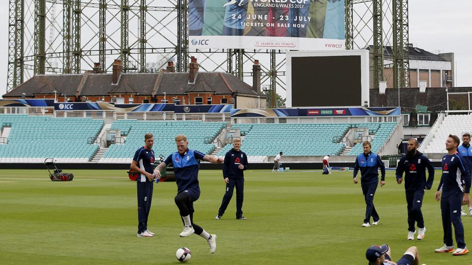 England will take on Bangladesh in the opening match of the ICC Champions Trophy 2017 at The Oval on June 1. (REUTERS)