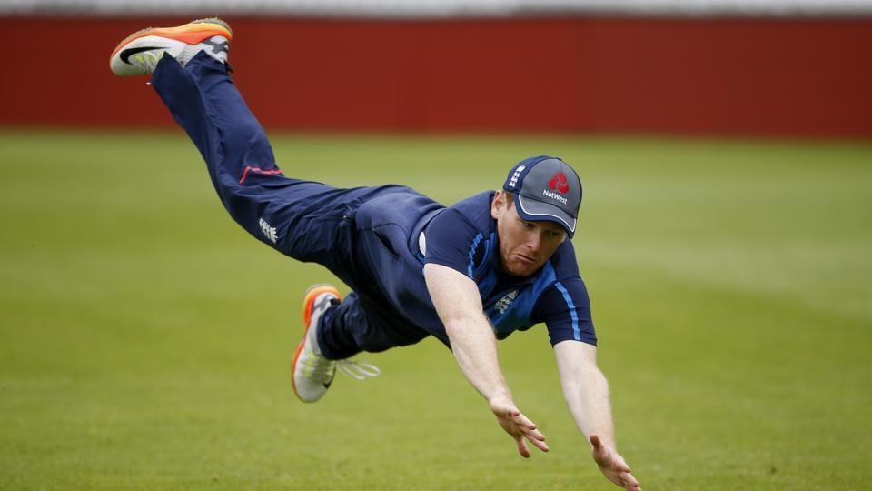 Eoin Morgan will be determined to end England's hoodoo in big ICC tournaments. (REUTERS)