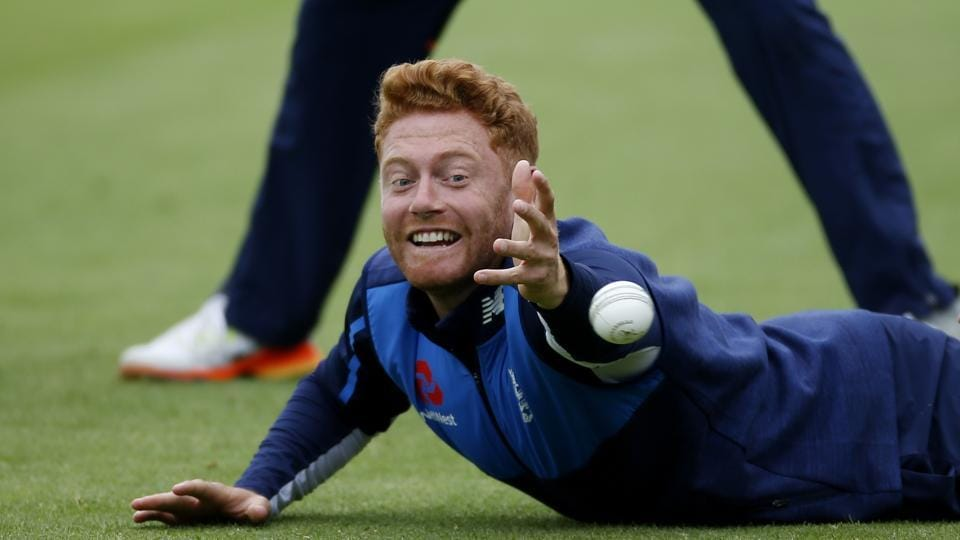 Jonny Bairstow impressed with a solid fifty against South Africa and he will be the key in the middle order. (REUTERS)