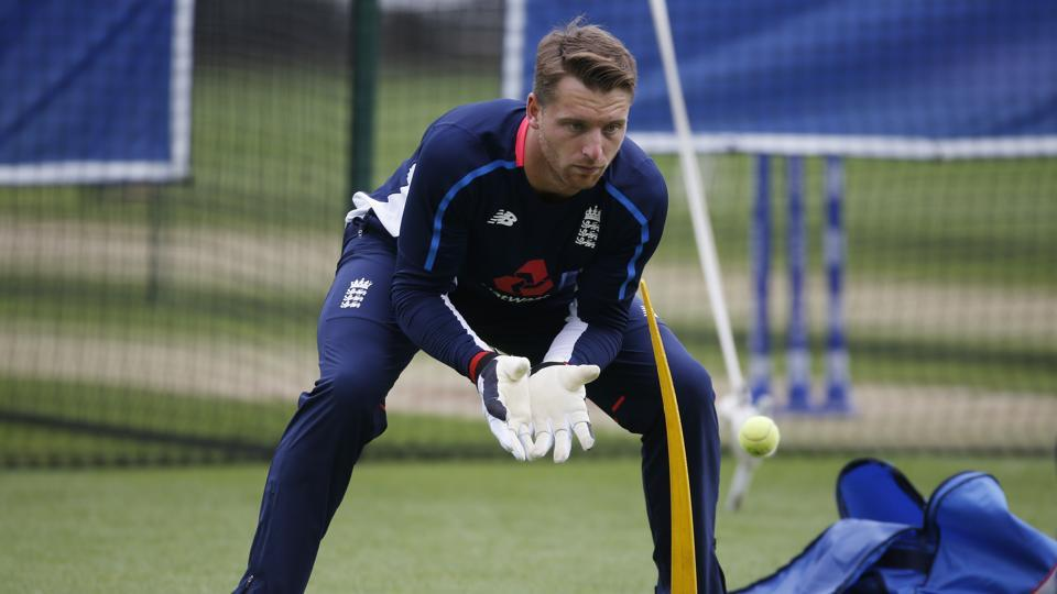 Jos Buttler will play an important role in giving England an attacking start, (REUTERS)