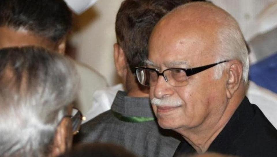 LK Advani,Babri demolition case,MM Joshi