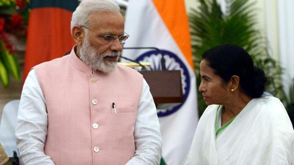 West Bengal chief minister Mamata Banerjee is a fierce political critic of Prime Minister Narendra Modi and the BJP.